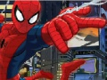 Game Spiderman Jigsaw. Pelaa online