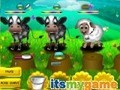 Game Lisan Farm Animals . Pelaa online