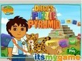 Game Palapelin pyramidit Diego . Pelaa online