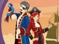 Game Jack ja Jennifer: Pirate pari . Pelaa online