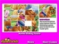 Game Sliding Puzzle Barbie . Pelaa online